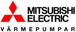 "M""rke_MitsubishiElectric_V""rmepumpar"